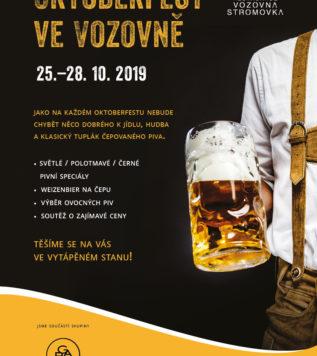 Oktoberfest ve Vozovně